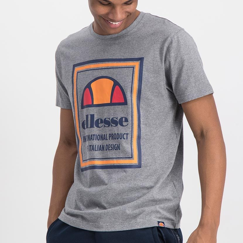 ELL1010G ELLESSE BLACK FRIDAY TEE ELS20 0155A Full CR2 3 5