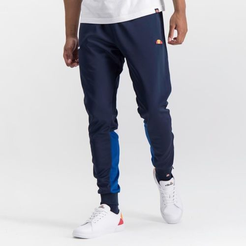 ELL1026DB ELLESSE MENS CONTRAST BACK PANNEL TRICOT TRACK PANTS ELS20 0056B Full CR2 10 2