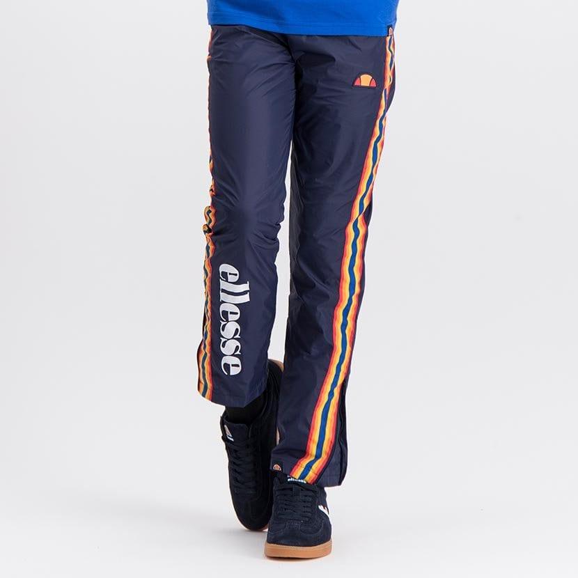 ELL1043YDB ELLESSE BOYS RAINBOW SIDE LEG PANNEL FASHION PANTS ELS20 0102BB Full CR2 10 5
