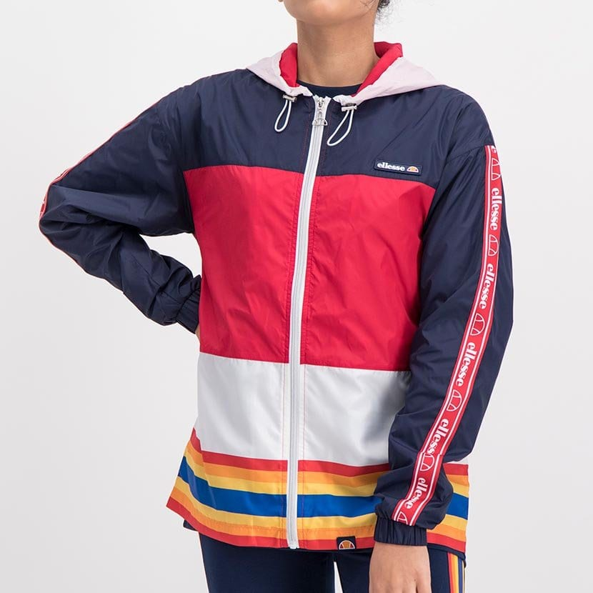 ELL1055DB ELLESSE COLOURBLOCK JACKET ELS20 553AL 4 5