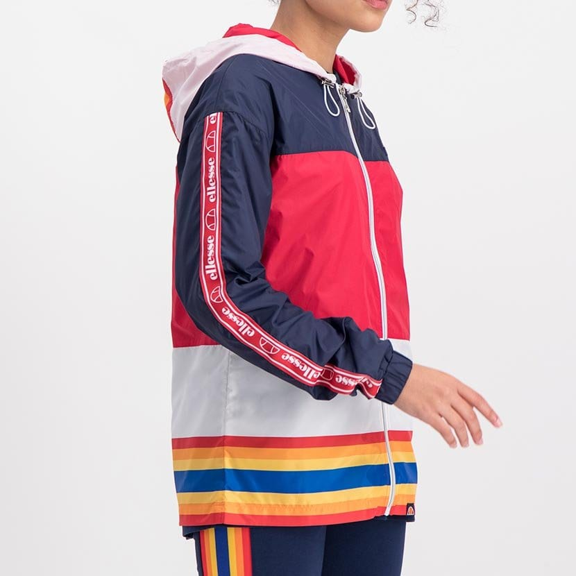 ELL1055DB ELLESSE COLOURBLOCK JACKET ELS20 553AL 4 7