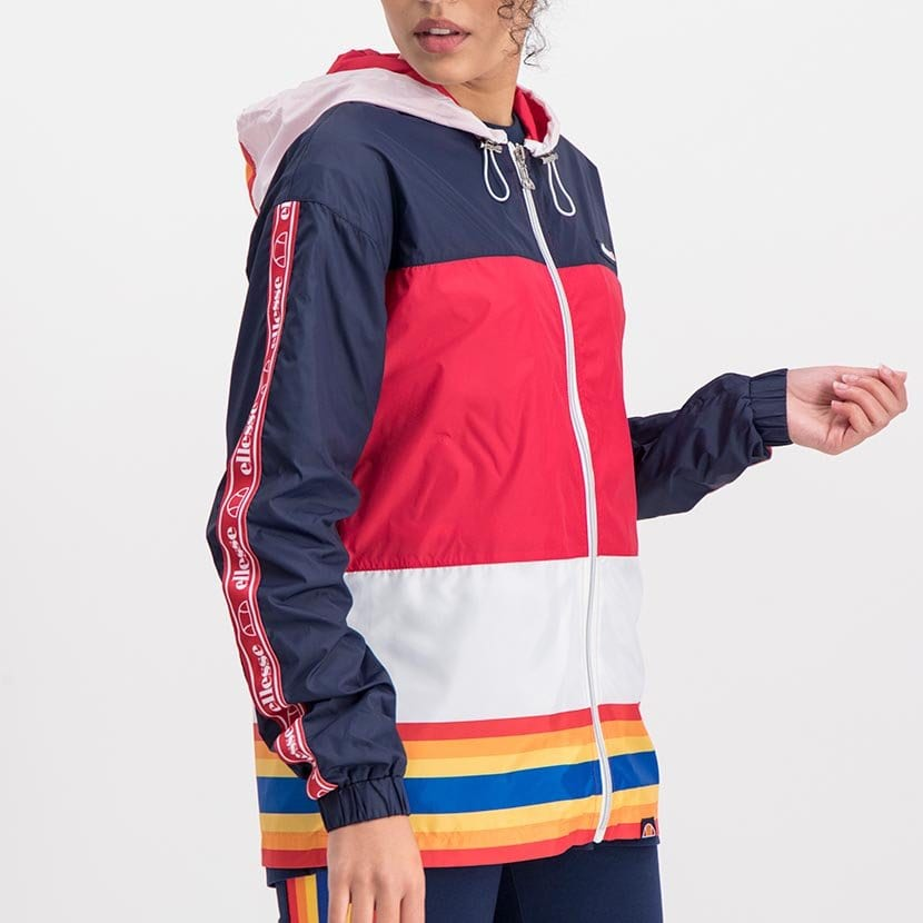 ELL1055DB ELLESSE COLOURBLOCK JACKET ELS20 553AL 4 8