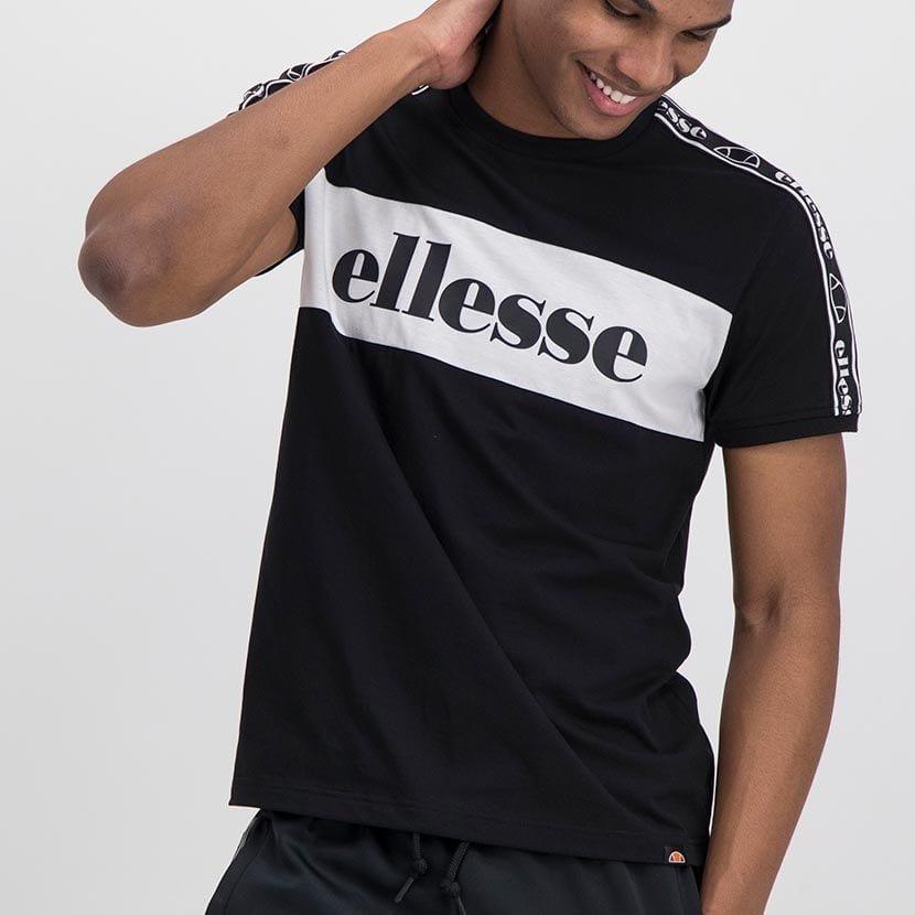 ELL984B ELLESSE TAPED TEE ELS20 0166A Top CR2 5 7