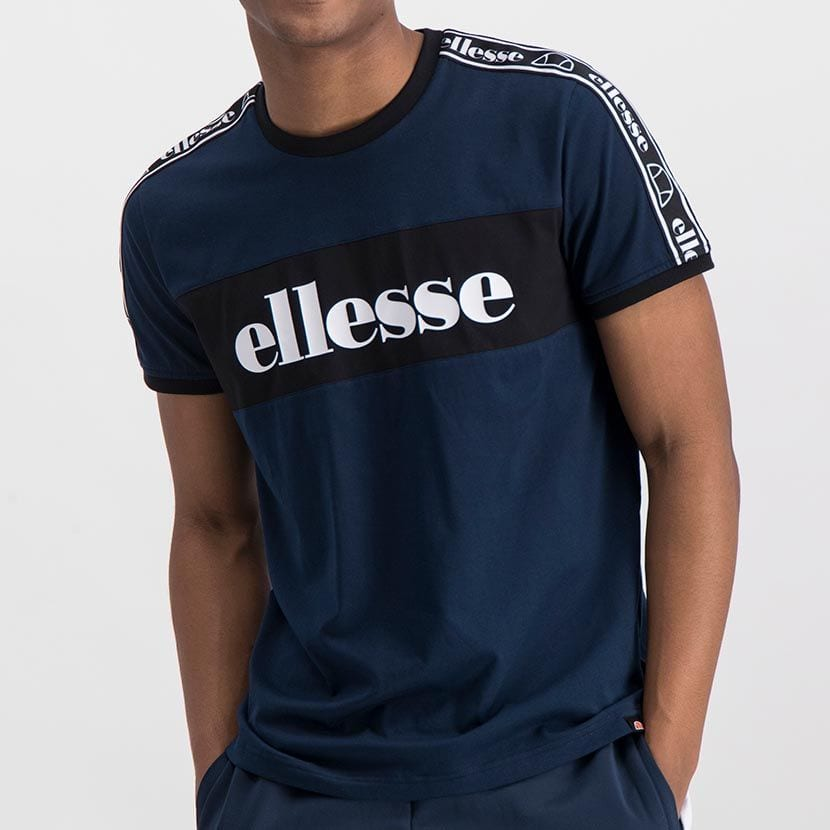 ELL984DB ELLESSE TAPED TEE ELS20 0166A Top CR2 10 6