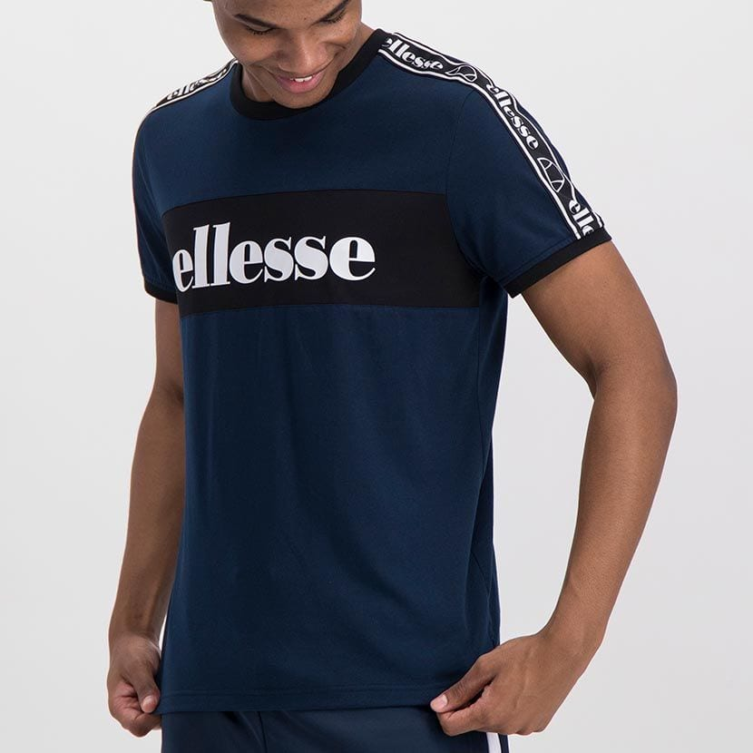 ELL984DB ELLESSE TAPED TEE ELS20 0166A Top CR2 10 8