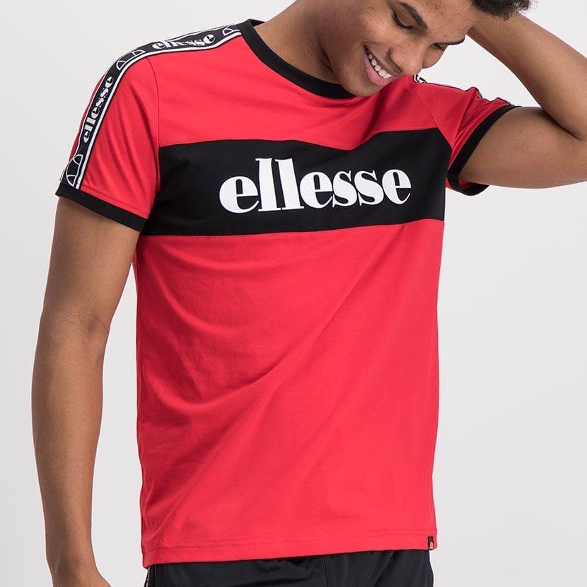 ELL984R ELLESSE TAPED TEE ELS20 0166A Top CR2 6 1