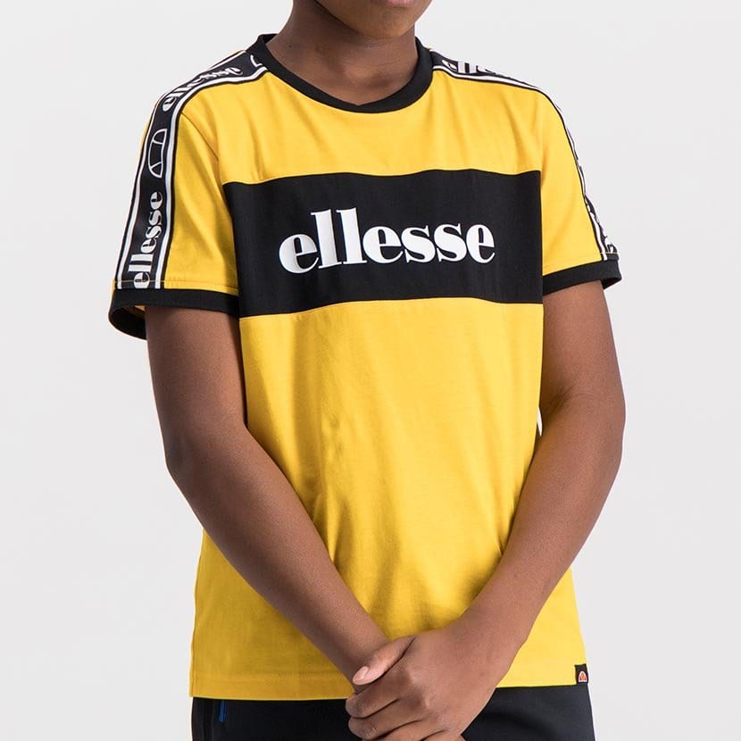 ELL984YB ELLESSE TAPED TEE ELS20 0166AB Top CR2 7 1