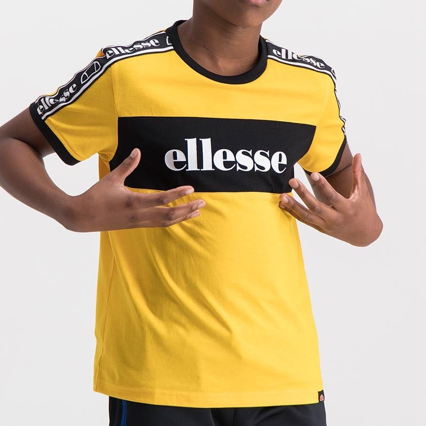 ELL984YB ELLESSE TAPED TEE ELS20 0166AB Top CR2 7 7