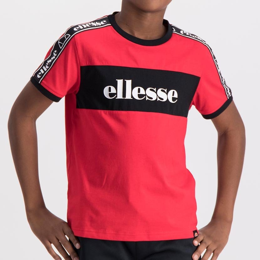 ELL984YR ELLESSE TAPED TEE ELS20 0166AB Top CR2 11 1