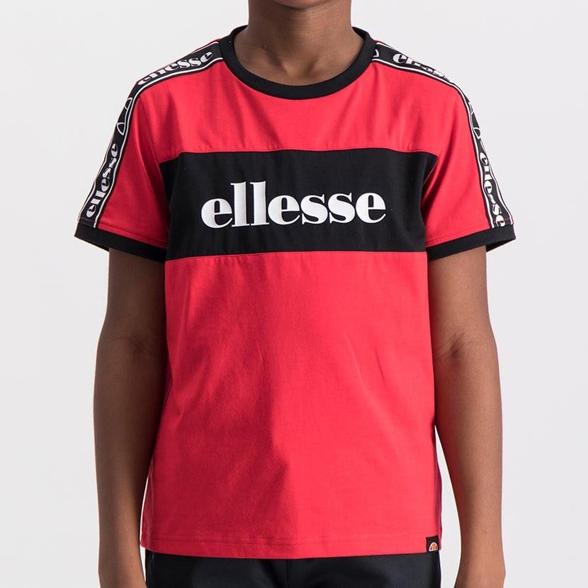 ELL984YR ELLESSE TAPED TEE ELS20 0166AB Top CR2 11 6