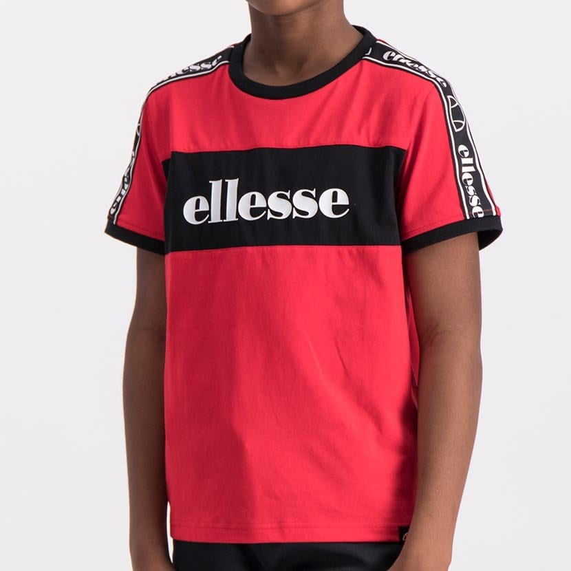 ELL984YR ELLESSE TAPED TEE ELS20 0166AB Top CR2 11 7