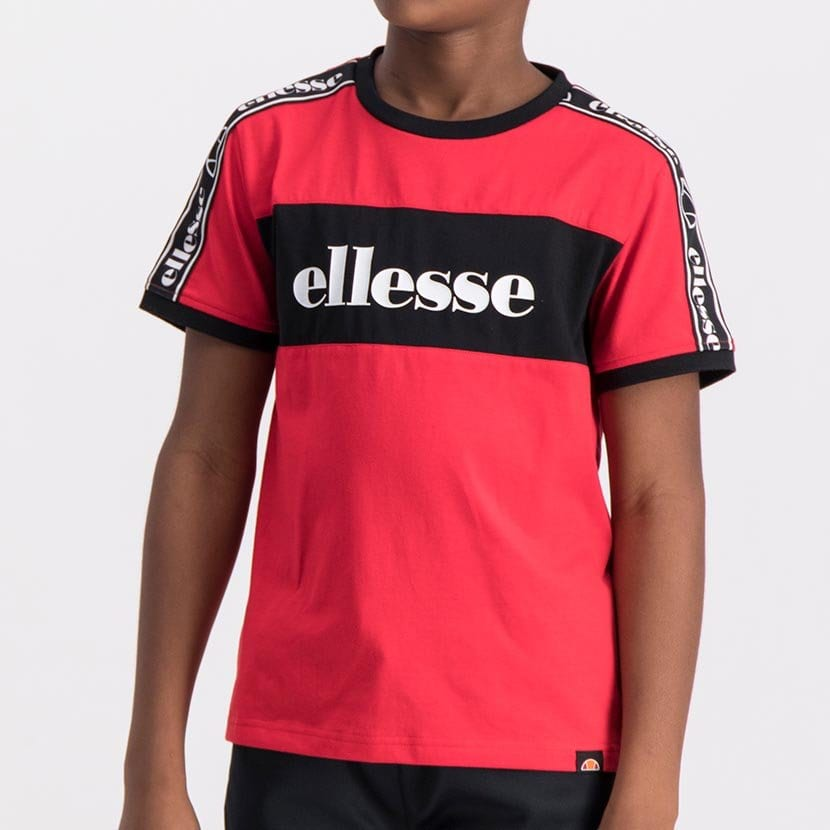 ELL984YR ELLESSE TAPED TEE ELS20 0166AB Top CR2 11 8