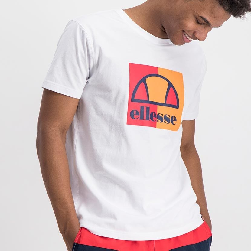 ELL986W ELLESSE BLK FRIDAY TEE ELS20 0156A Top CR2 11 8