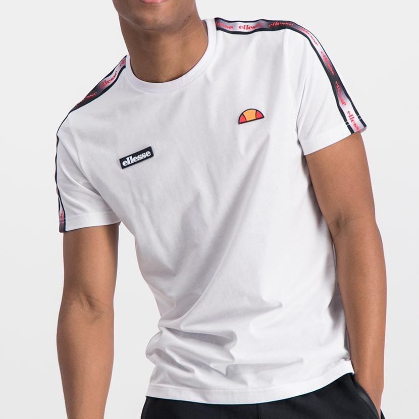 ELL991W ELLESSE OMBRE TAPE DETAIL FASHION T ELS20 0099A Top CR2 7 6