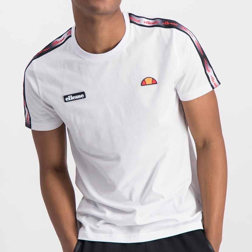 ELL991W ELLESSE OMBRE TAPE DETAIL FASHION T ELS20 0099A Top CR2 7 7
