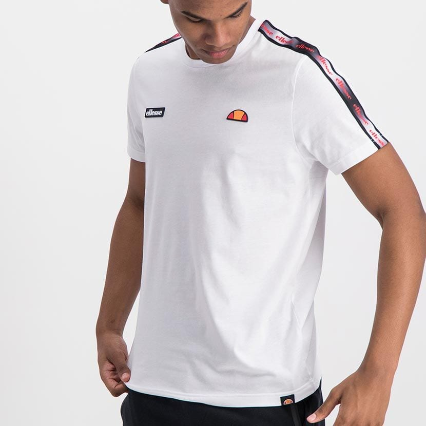 ELL991W ELLESSE OMBRE TAPE DETAIL FASHION T ELS20 0099A Top CR2 7 8