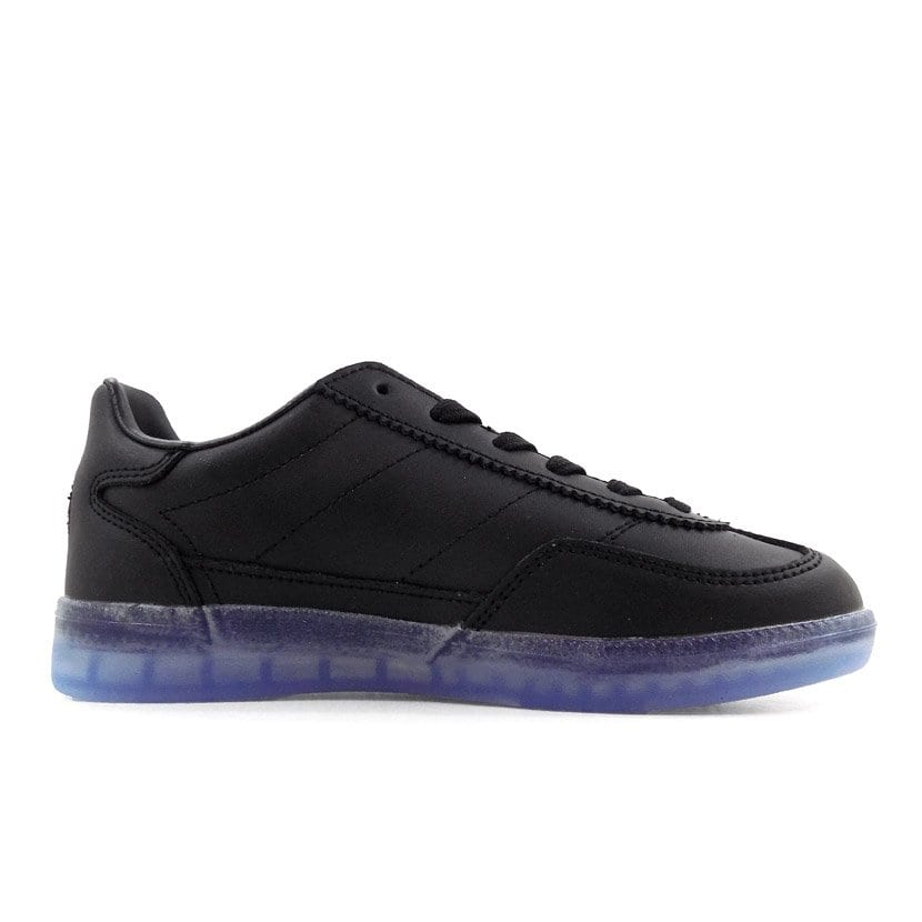 ELL356BKB ELLESSE CALCIO MENS BLACK TRANSPARENT BLUE SHFU0295 V5 3