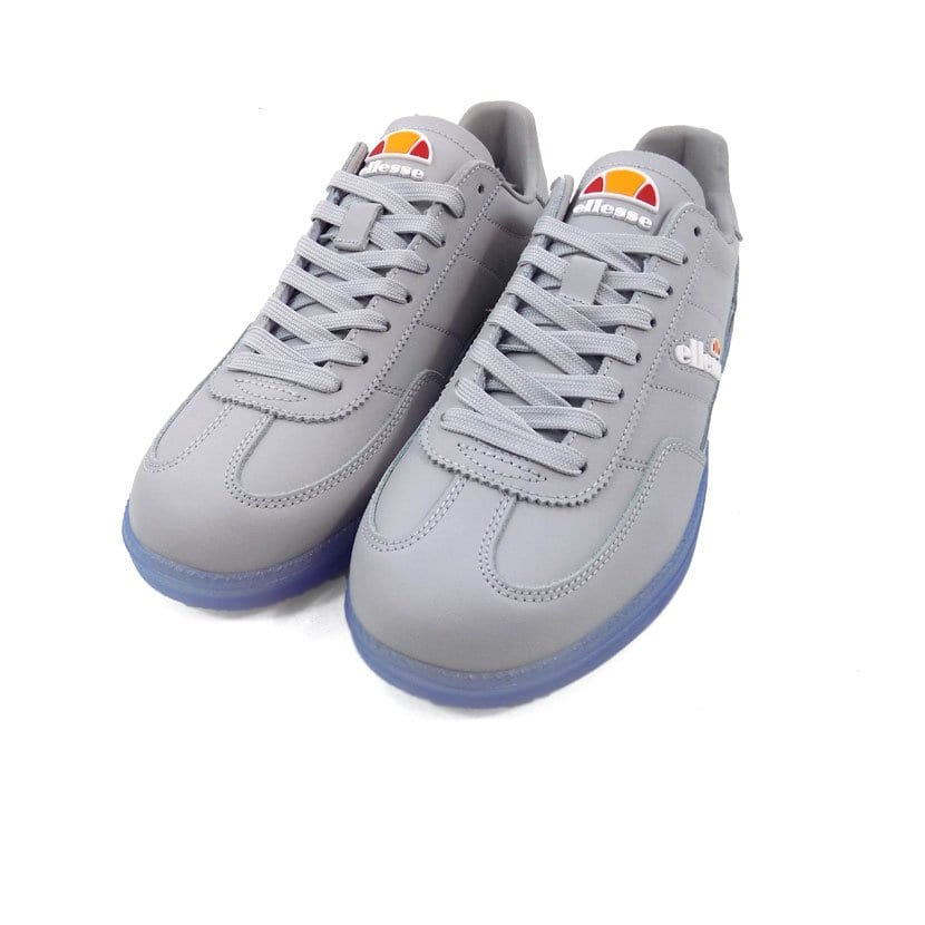 ELL356YGG ELLESSE CALCIO JUNIOR GLACIER GREY BLUE SHFU0295 V4