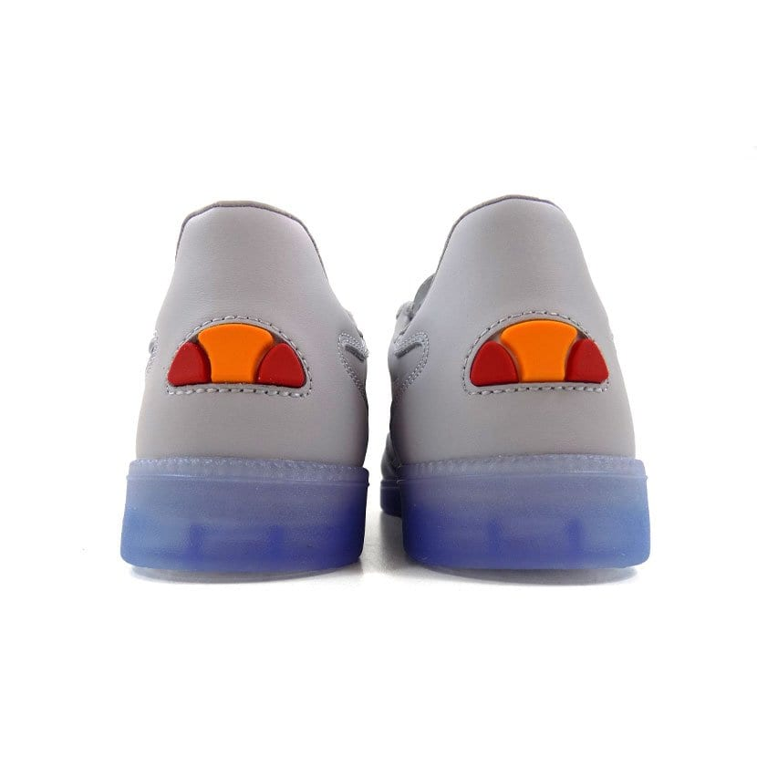 ELL356YGG ELLESSE CALCIO JUNIOR GLACIER GREY BLUE SHFU0295 V5