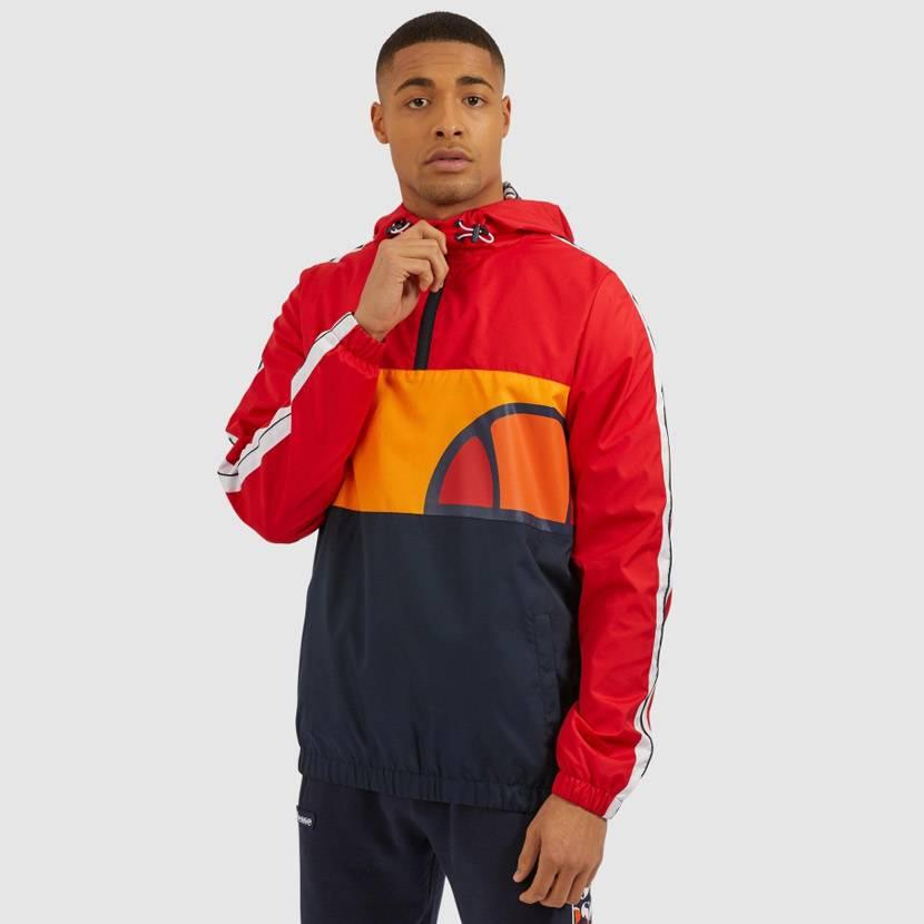 ellesse Agnolo Jacket Red ELL922R V1