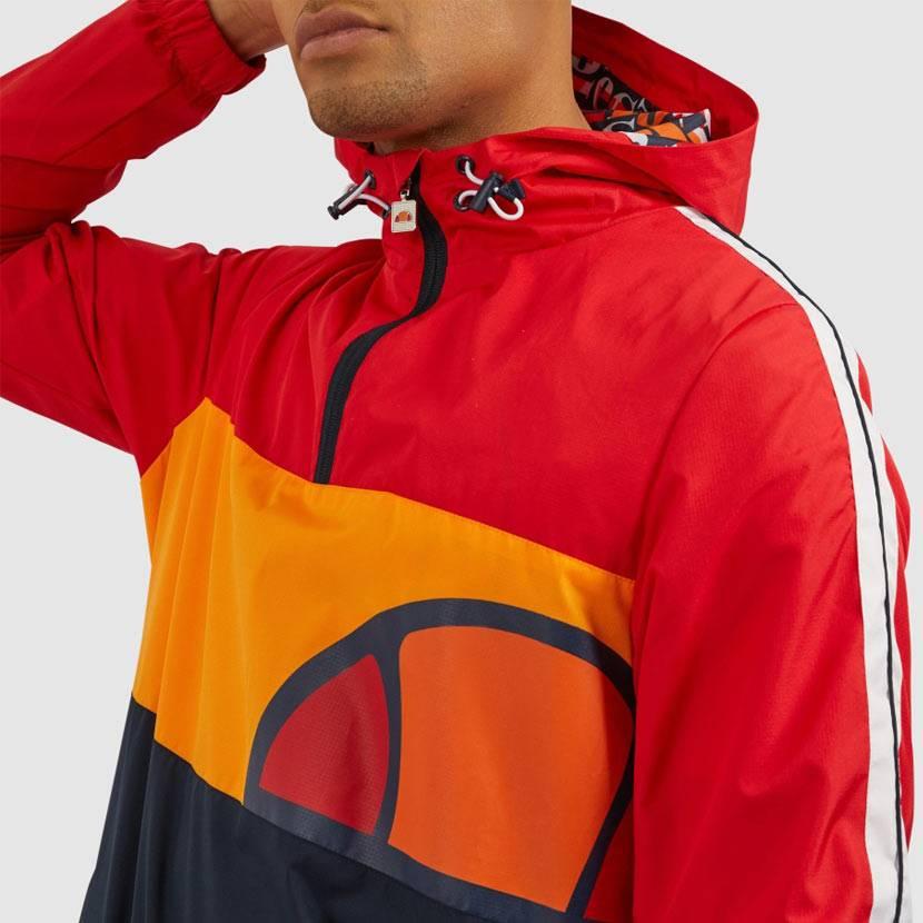 ellesse Agnolo Jacket Red ELL922R V4
