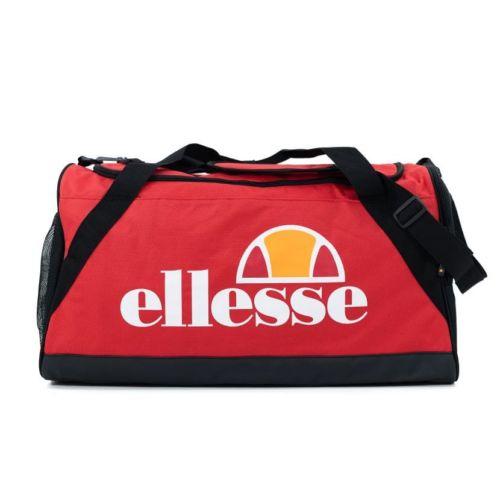 ELL1120R ELLESSE DUFFEL BAG FIERY RED ELS20 243C V1