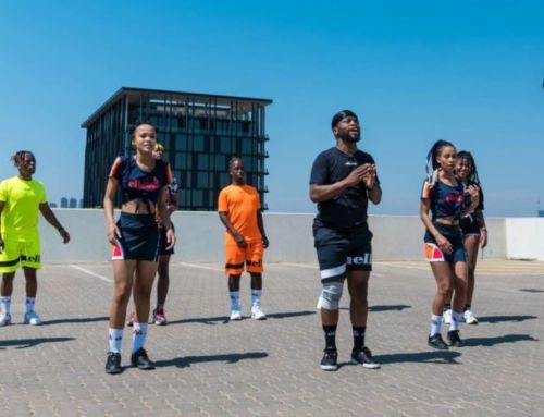 ellesse x Soweto's Finest Njalo Njalo Dance Challenge