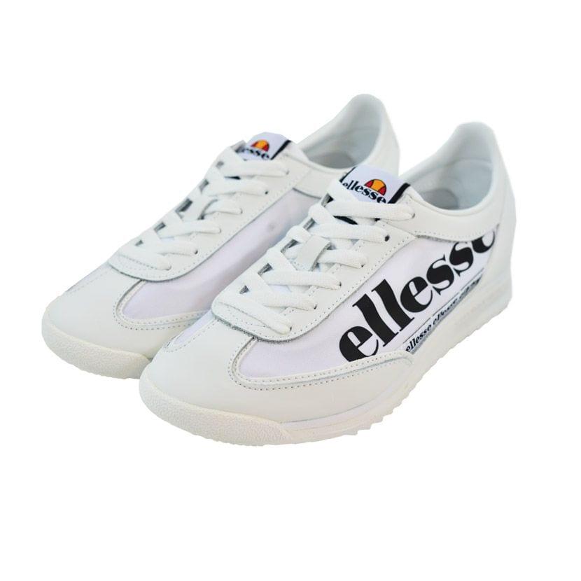 ELL1125YW ELLESSE MONZA 2 WHITE WHITE YOUTH SHFU0750 V3