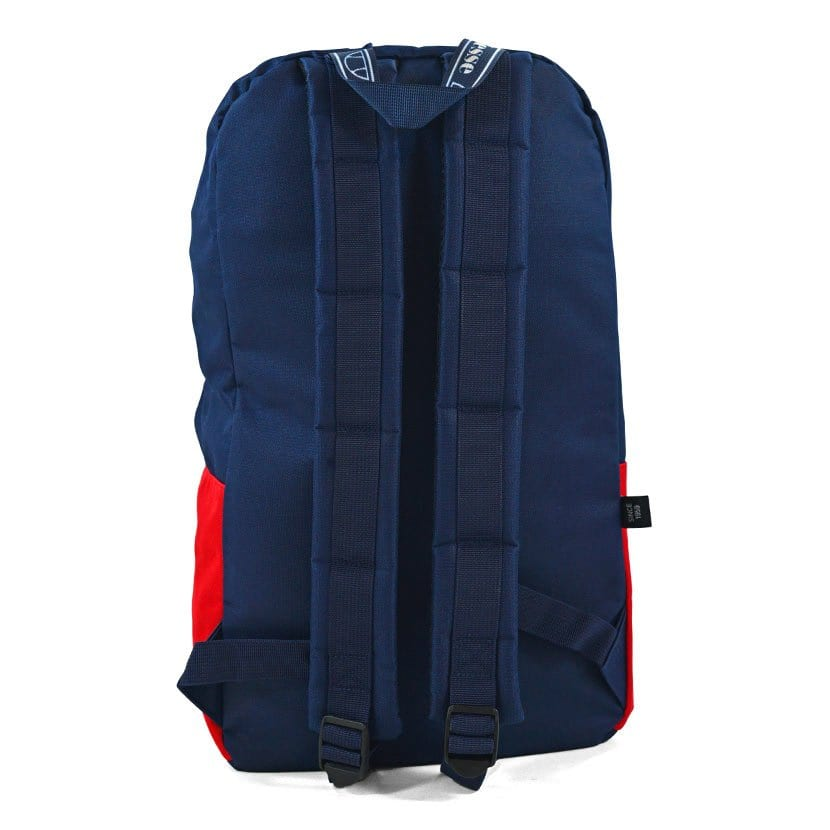 ELL739R ELLESSE COLOUR BLOCKED BACKPACK RED V3