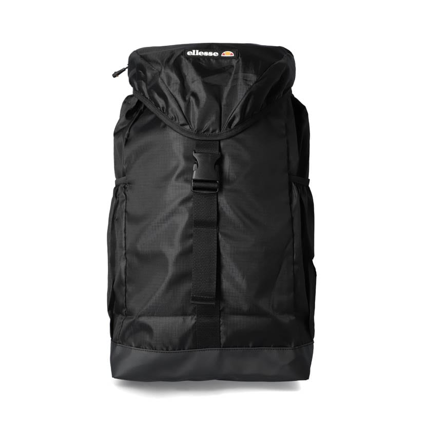 ELL1112B ELLESSE DINO ONE UP FASHION BACKPACK BLACK els20 251c V1