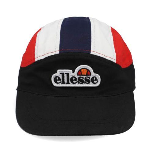 ELL1150B ELLESSE MARTINO CAP BLACK elw21 910c V1 1