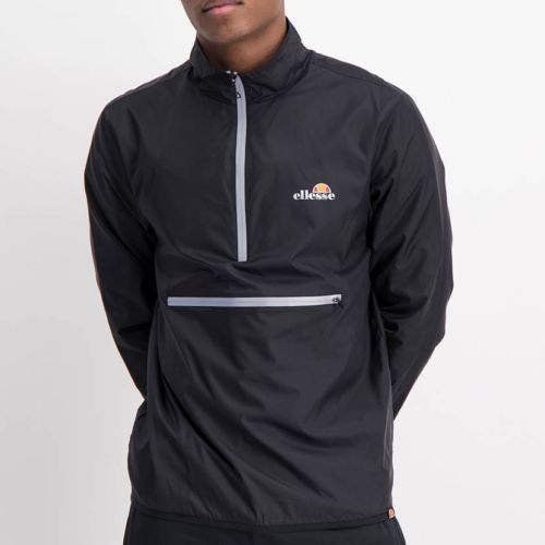 ELL1217B-Ls-Zip-Sport-Track-Top-Black-Charcoal-ELW21-015A-V1