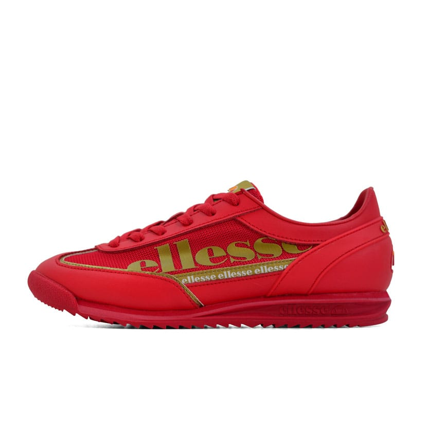 ELL1301YR ELLESSE MONZA 2 YOUTH RED GOLD SHFU0750 V1