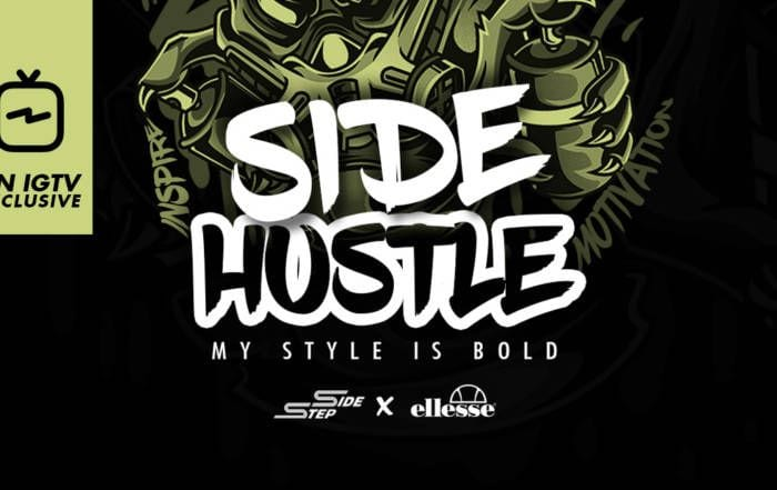 Side Hustle sidestep ellesse Blog