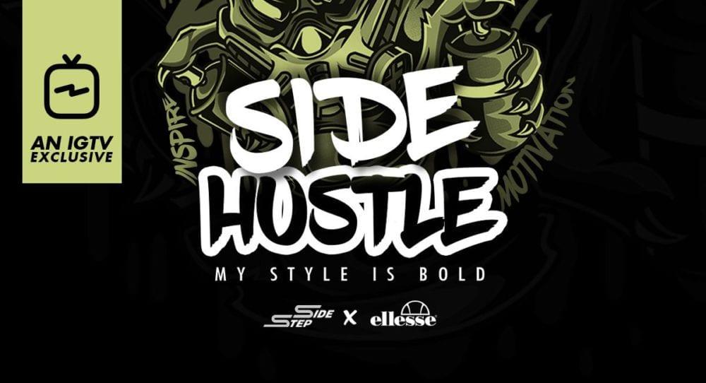 Side Hustle sidestep ellesse Blog
