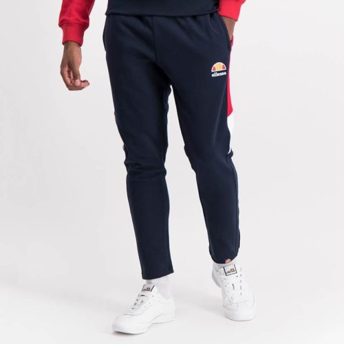 ELL1250DB Leg Panel Track Pants Blue Red White ELW21 022B V1
