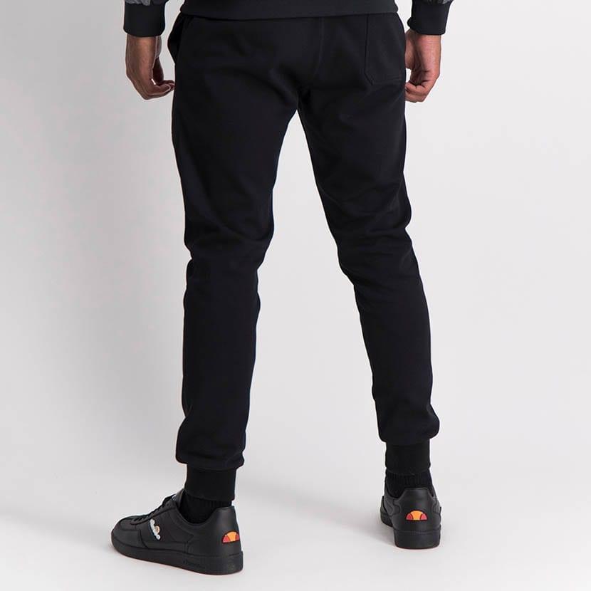 ELL880B Core Ess Applique Sweat Pants Black ELW20 007B V3