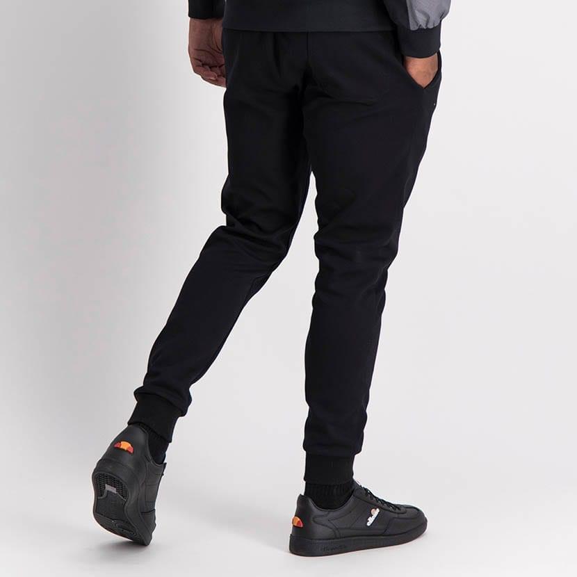 ELL880B Core Ess Applique Sweat Pants Black ELW20 007B V4