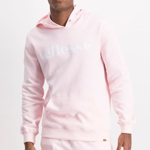 ELW21 154A CORE ESS APPLIQUE HOODY SWEAT TOP ELL1213DB 2